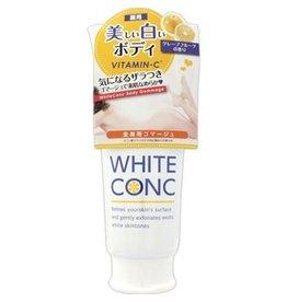 White CONC维他命C美白去角质身体磨砂膏
