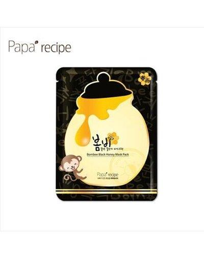 OTHERS 韓國Papa recipe 春雨黑蜜罐竹炭面膜(單片)