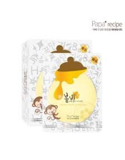 OTHERS 韓國Papa recipe 春雨蜜罐蜂膠美白面膜(單片)
