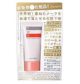 SHISEIDO 資生堂☆FWB 世界初化粧下地 35g~溫水可卸~小蠻推薦 !