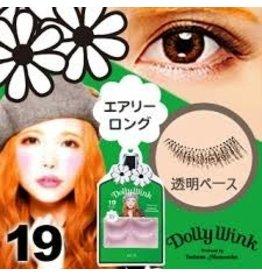 KOJI Koji Dolly Wink假睫毛 No.19