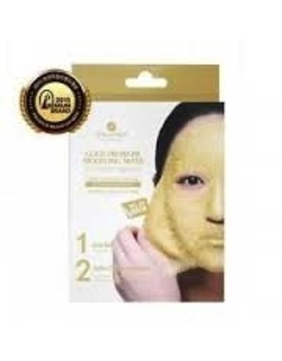 Shangpree Shangpree Gold Premium Modeling Mask 1ea Set Rich Gold
