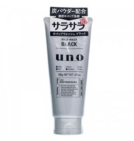 SHISEIDO 資生堂UNO活性炭男士深層清潔洗面奶130g
