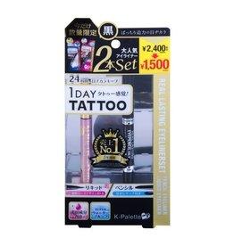 K-PALETTE K﹣Palette 1 Day Tattoo 眼线笔套装