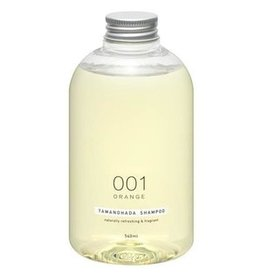 TAMANOHADA SHAMPOO 001 ORANGE(オレンジ) 540ml