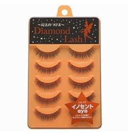 DIAMOND LASH Diamond Lash diamond rush Nudi couture Innocent eye