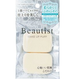 ISHIHARA #BT-3004 MAKE UP PUFF HIGH DENSITY SQUARE 粉撲