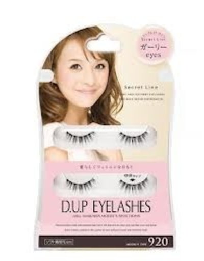 D-UP Dup Eyelashes 920假睫毛