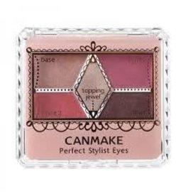 CANMAKE CANMAKE雕刻五色眼影盤14