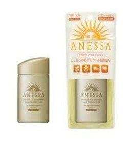 SHISEIDO ANESSA安耐曬最新敏感肌用防水型防曬霜