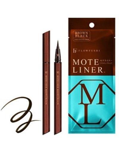 Mote Liner 工匠級眼線液黑棕