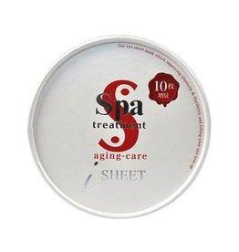 spa treatment蛇毒眼膜紅色升級增量版70枚 淡化細紋 保濕緊致