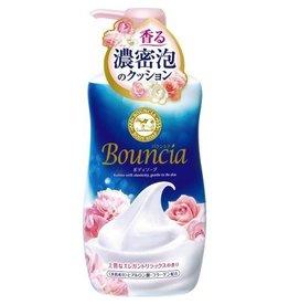 2017春新款COW牛乳石鹸优雅花香牛奶沐浴露