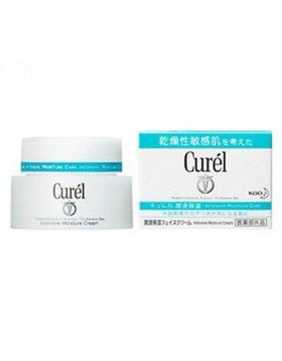 KAO花王 <敏感肌专用>Curel Intensive Moisture Cream
