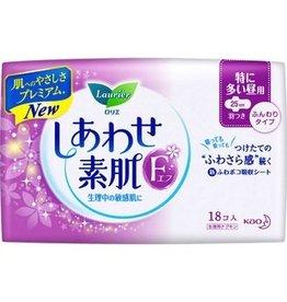 花王樂而雅F系列超安心透氣護翼日用衛生巾(25cm)18片
