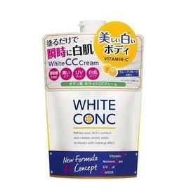 WHITE CONC 維C全身美白身體CC霜 200g