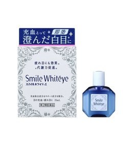 OTHERS 狮王LION眼药水smile whiteye