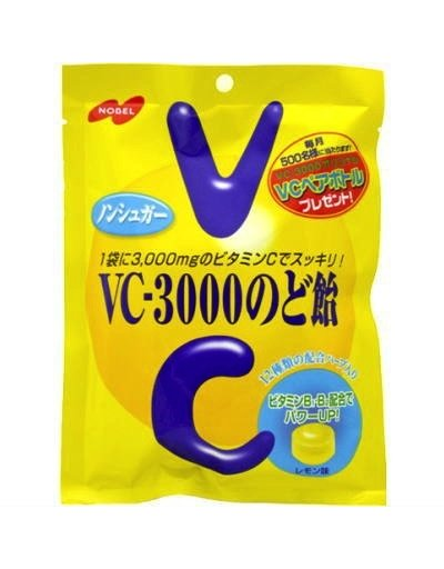 OTHERS Nobel VC-3000喉糖90g