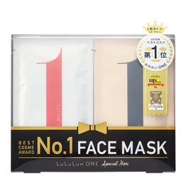 Lululun ONE special box NO.1 facemask