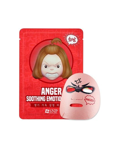 SNP Anger Soothing Emotion Mask