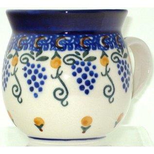 Ceramika Artystyczna Bubble Cup Small French Grapes