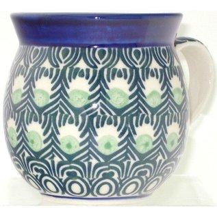 Ceramika Artystyczna Bubble Cup Small Rainforest