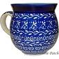 Ceramika Artystyczna Bubble Cup Small Blue Silk