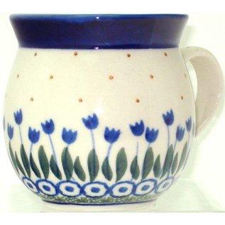 Ceramika Artystyczna Bubble Cup Small Winter Tulips