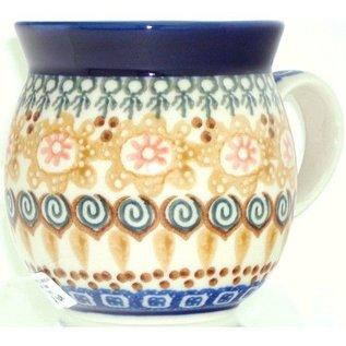 Ceramika Artystyczna Bubble Cup Small Fire Blossom