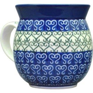 Ceramika Artystyczna Bubble Cup Small Filigree