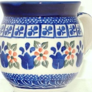 Ceramika Artystyczna Bubble Cup Medium Dutch Tulips