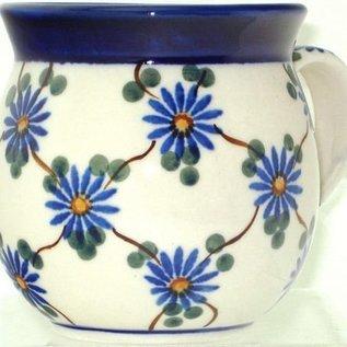 Ceramika Artystyczna Bubble Cup Medium Daisy Chain