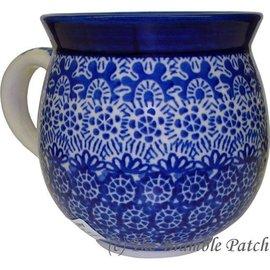 Ceramika Artystyczna Bubble Cup Medium Wheel of Fame