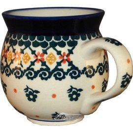 Ceramika Artystyczna Bubble Cup Medium Nasturtium