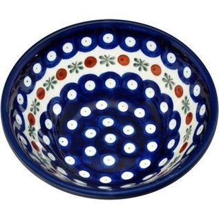 Ceramika Artystyczna Kitchen Bowl Size 1 Royal Cranberry