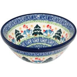 Ceramika Artystyczna Kitchen Bowl Size 1 Winter Wonderland