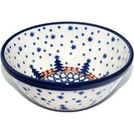Ceramika Artystyczna Kitchen Bowl Size 1 Starry Night Blue