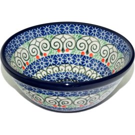 Ceramika Artystyczna Kitchen Bowl Size 1 Stained Glass