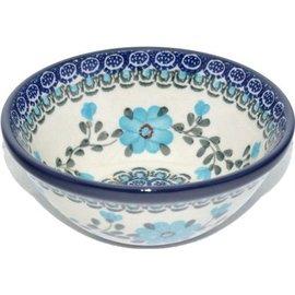Ceramika Artystyczna Kitchen Bowl Size 1 Rose Turquoise