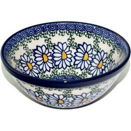 Ceramika Artystyczna Kitchen Bowl Size 1 Silver Daisy