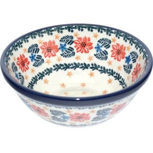 Ceramika Artystyczna Kitchen Bowl Size 1 Winter Celebration