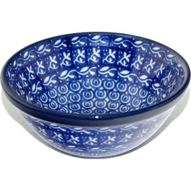 Ceramika Artystyczna Kitchen Bowl Size 1 Blue Silk