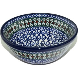 Ceramika Artystyczna Kitchen Bowl Size 1 Curly Willow