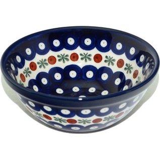Ceramika Artystyczna Kitchen Bowl Size 2 Royal Cranberry