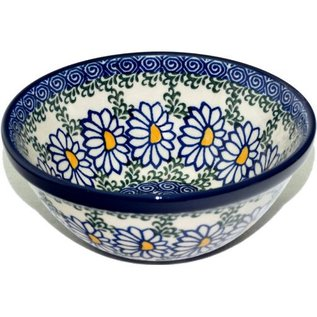 Ceramika Artystyczna Kitchen Bowl Size 2 Silver Daisy