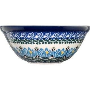 Ceramika Artystyczna Kitchen Bowl Size 2 Waterlilies