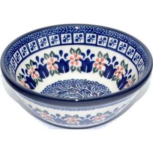 Ceramika Artystyczna Kitchen Bowl Size 2 Dutch Tulips
