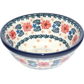 Ceramika Artystyczna Kitchen Bowl Size 2 Winter Celebration