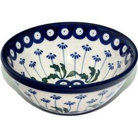 Ceramika Artystyczna Kitchen Bowl Size 2 Royal Daisies