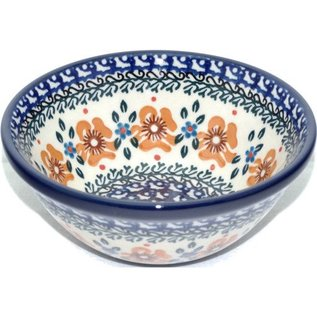 Ceramika Artystyczna Kitchen Bowl Size 2 Golden Amber